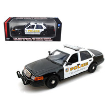 2001 Ford Crown Victoria San Gabriel Police Interceptor 1/18 Diecast Car... - $51.14