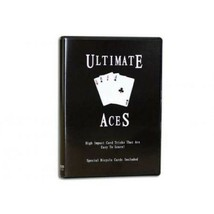 Ultimate Aces - 7 High Impact Card Tricks That Are Easy To Learn - Inclu... - $16.82