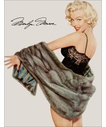 Marilyn Monroe 1950's Sexy Pin-Up Style Stand-Up Display - Movie Actress... - $15.99