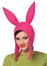 Rasta Imposta Bob's Burgers Louise Belcher Deluxe Hat Halloween Costume 3894 - £16.42 GBP