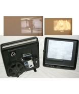 KODAK Instamatic M65A Movie Projector Dual 8 for 8mm or Super 8 Film Wor... - $103.55