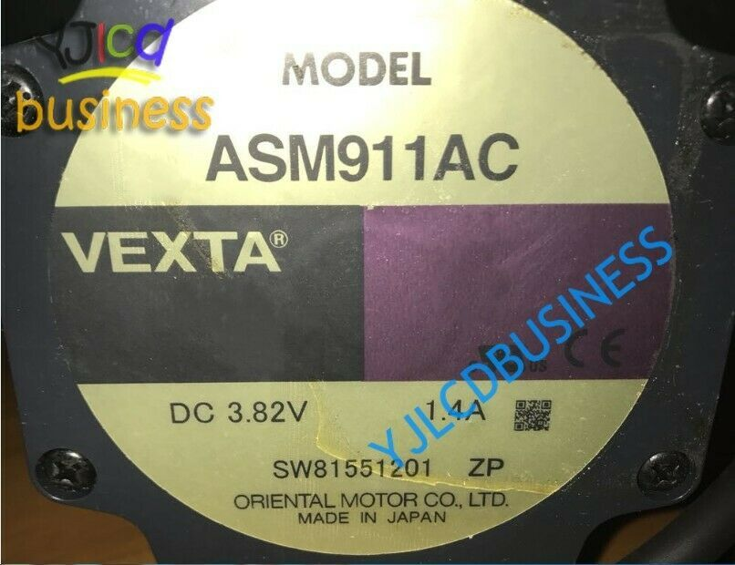 Stepping Motor 5-Phase Oriental Motor Vexta PK569-NB