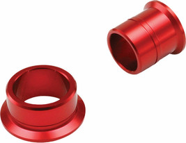 ZETA Red Front Wheel Spacers For 04-20 Honda CR 125 250 125R CRF 250R 450R RX - $11.95