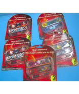Finger Skateboard County Dogpound Assorted Designs NEW Lot 5 Extra Wheels - $25.15