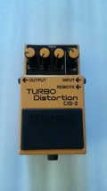 Boss DS-2 Distortion Guitar Effect Pedal [used] [excellent] F/S !! - $63.57