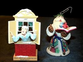Hallmark Keepsake Ornaments Away to the Window & Toy Shop Serenade AA-191792A C image 2