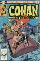 Conan the Barbarian #125 Comic Jan 01, 1981  - $8.99