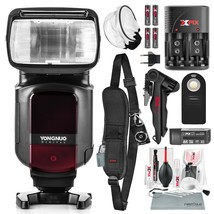 Yongnuo YN968N TTL Speedlite for Nikon Cameras with Flash Diffuser, Rechargeable - $169.00