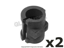 Jaguar XKR (2000-2006) Sway Bar Bushing Front (2) GENUINE + 1 year Warranty - $58.90