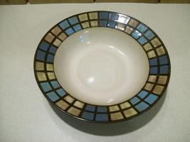 "Pfaltzgraff Everyday Laguna Pattern Soup Cereal Bowl 7 5/8"" Diameter 2011-2014  - $19.80"