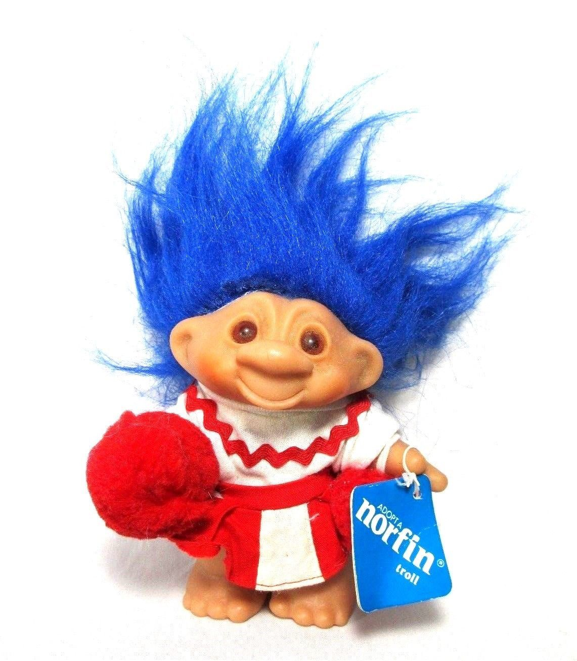 4.5 1986 DAM Blue Haired Troll