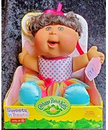 Cabbage Patch Kids Sweets 'n Treats Baby Doll ALEXIS JESSA JAN.27TH TUTU... - $49.49
