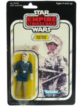 Vintage 1980 Kenner Star Wars ESB Han Solo Hoth Outfit Mint on Card MOC   - $349.99