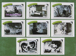 Lot - 8 Mickey Mouse The Mad Doctor Disney Favorite Stories Impel Tradin... - $1.50