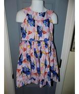 New Handmade Purple Finding Dory Dress Toddler/Girls Size 2T - $32.40