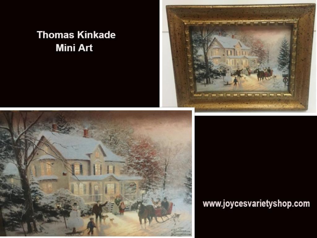 Thomas mini art web collage