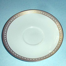 Wedgwood Embassy Collection Granville Tea Saucer New - $9.90