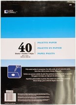 Loew Cornell 398 , Palette Paper Pad, 40 Sheets - $7.76