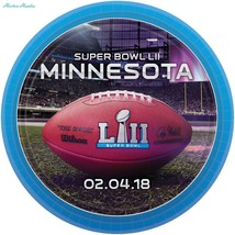 Super Bowl 52 Dessert Plates Value Party Pack (24ct) - €15,53 EUR