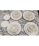 Lenox Maywood 5 Piece Place Setting (3 Full Sets + Extra)- Price Is For ... - $81.90
