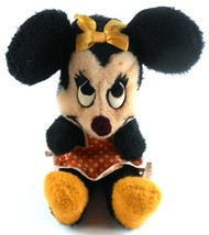 Minnie Mouse Plush California Stuffed Toys Walt Disney 14.5 inches Vinta... - $17.45