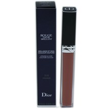 ROUGE DIOR BRILLANT LIPSHINE & CARE COUTURE COLOUR 6ML #310 PANAME NIB - $29.21
