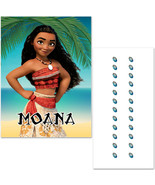 Moana Pin the Necklace on Birthday Party Game - $20.29