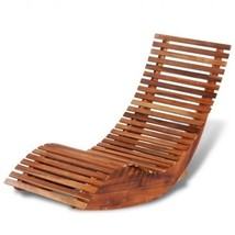 Garden Sun Loungers Rocking Furniture Recliner Outdoor Pool Patio Beach ... - $117.31