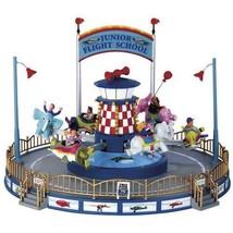 Lemax Village Collection Junior Flight School Village Carnival Ride # 74... - ₨8,900.35 INR
