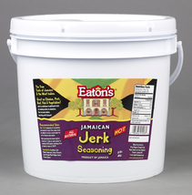 Eaton's Jamaican Jerk Seasoning Hot and Spicy 9lbs - $65.45