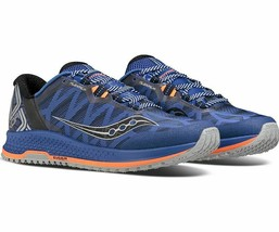 Saucony Koa TR Men's Running Shoes Blue/Oragne Size 8 M - $69.29