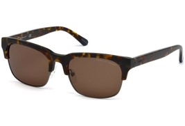 Gant GA7084 52H Men's Dark Havana / Brown Polarized Sunglasses 7084 NEW ... - $49.45