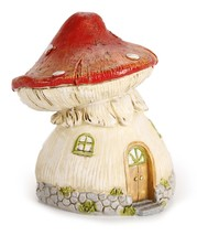 Yard And Garden Minis Mushroom House 4 X 4.75 Inches - $15.00