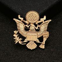 New Brooch Pin Men Lapel Suit Stick Collar European And American Militant Badge image 5