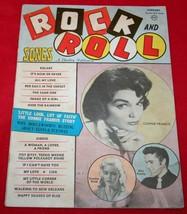 Vintage 1961 ROCK AND ROLL SONGS Charlton ELVIS PRESLEY Tuesday Weld MAG... - $24.74