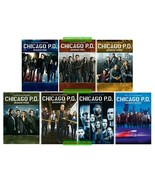 Chicago PD The Complete Series Collection Season 1 2 3 4 5 6 & 7 DVD Set... - $67.00