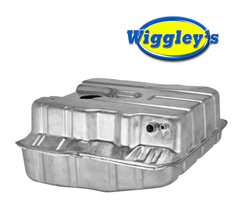 STAINLESS STEEL FUEL TANK FOR-02-SS FITS 00-10 FORD F SERIES SUPER DUTY TRUCK image 1