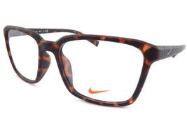 Authentic Nike Eyeglasses NK7096 215 Matte Tortoise Frames 53MM Rx-ABLE - $65.33