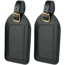 Travel Smart(R) P2010X Leather Luggage Tags, 2 pk - $25.66