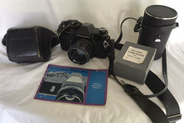 Mamiya Sekor 1000 DTL 35mm SLR w/ 2 Lens With Manual Plus Extras - $44.55
