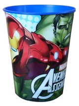 Avengers Assemble Marvel Stadium Favor Keepsake 16 oz Plastic Party Cup NEW - $1.93