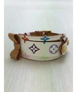 [Used] LOUIS VUITTON Bracelet Monogram Multi Color / PVC for Women #11 - $378.00