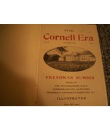 RARE 1913 THE CORNELL ERA HARDBACK UNIQUE BOOK 670 PAGES ILLUSTRATED HIGHLY - $44.55
