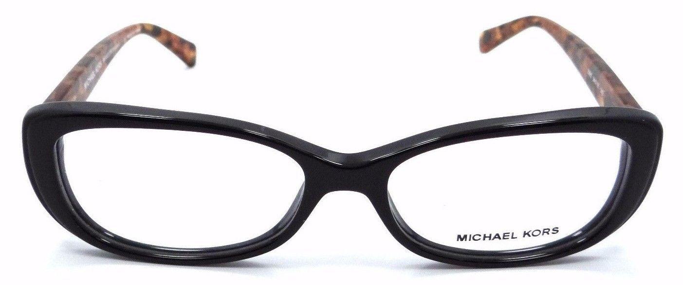 Michael Kors Rx Eyeglasses Frames MK 4023 3065 Provincetown 54x16 Black Tortoise