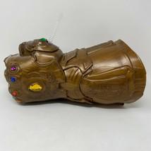 2018 Disney Parks Avengers Infinity Gauntlet Thanos Stones Souvenir Sipper Cup - $148.45