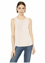 Daily Ritual Women's Lightweight Lived-In Cotton Crewneck Muscle T-Shirt... - $12.19