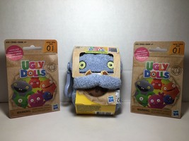 Hasbro Ugly Dolls BaBo To-Go Stuffed Plush Toy 5 inch tall + 2 Blind Packs - $13.99