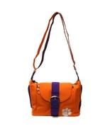 Clemson Tigers Licensed Ncaa The Kirsten Handbag - $45.00
