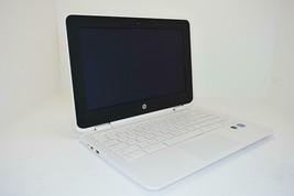 "Hp 11.6"" Chromebook X360 Intel Celeron N3350 1.10GHz 32GB Ssd 4GB Chrome Os - $164.29"