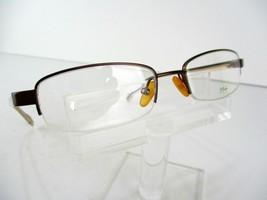 M+ by Modo Mod 1137 (MCHO) Matt Chocolate 50 x 18 140 mm Eyeglass Frames - $19.75